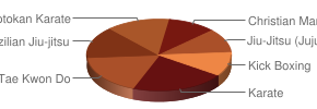 Top Martial Arts in Lake Charles, Louisiana