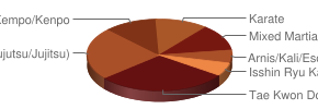 Top Martial Arts in Gardnerville, Nevada